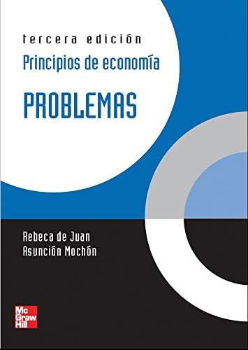 9788448148089: Principios De Economia Problemas