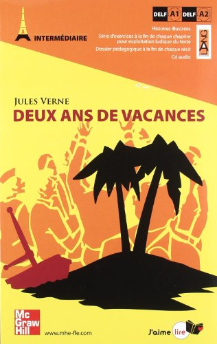 9788448148492: DEUX ANS DE VACANCES (J'aime Lire) - 9788448148492