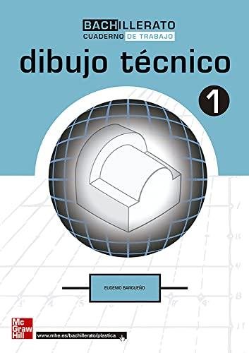 9788448148942: Dibujo técnico. 1.º Bachillerato. Cuaderno de trabajo