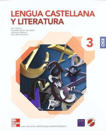 9788448149673: Lengua castellana y Literatura. 3º ESO