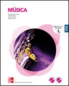 9788448149819: MUSICA PROYECTO CLAVE A ESO MGH +CD