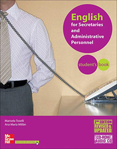 9788448150273: ENGLISH FOR SECRETARIES AND ADMINISTRATIVE PERSONNEL