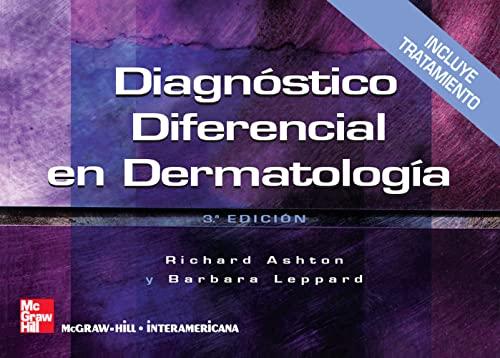 9788448151638: DIAGNOSTICO DIFERENCIAL EN DERMATOLOGIA