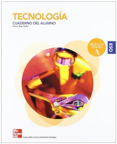 9788448154417: CUTX Tecnología ESO. Tekno A. Cuaderno del alumno