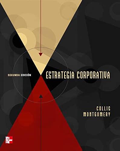 9788448156329: POD Estrategia Corporativa, 2ª Ed.
