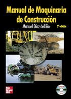 9788448156466: MANUAL DE MAQUINARIA DE CONSTRUCCION 2'ED.