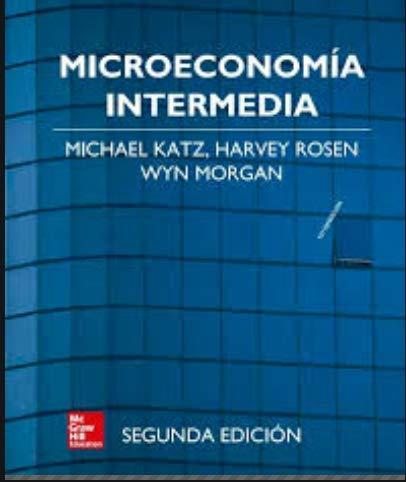 9788448156596: Microeconomia intermedia (2ª ed.)