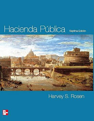 Hacienda Pública (Spanish Edition): Harvey S. Rosen
