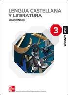 9788448158002: SOL Lengua Castellana y Literatura. 3º ESO. Solucionario