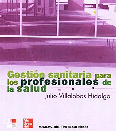 9788448160043: Gestion sanitaria para los profesionales de la sal