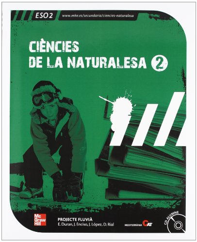 9788448161873: CIENCIES DE LA NATURALS. 2N. ESO - 9788448161873