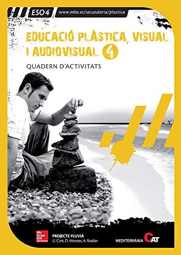9788448161989: CUTX Educació Visual i Plàstica. 4t. ESO. Quaderm de Treball