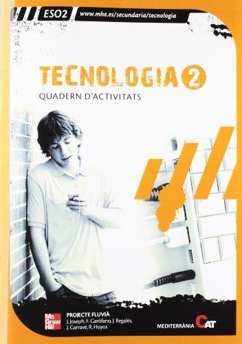 9788448162344: CUTX Tecnologia. 2n. ESO. Quadern de treball