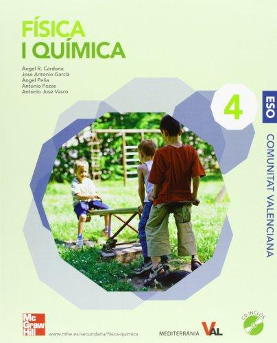 9788448163006: FISICA I QUIMICA. 4 . ESO. C. VALENCIA - 9788448163006