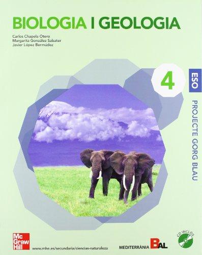 9788448163150: Biología i Geología. 4º. ESO. Illes Balears