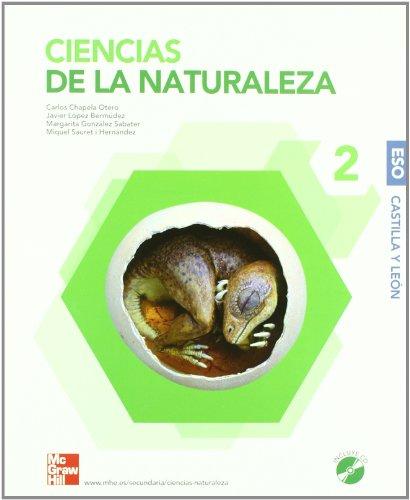 9788448163600: Ciencias de la naturaleza. 2º. ESO. Castilla y León