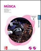 9788448165543: MUSICA. CLAVE C - ESO. ANDALUCIA - 9788448165543