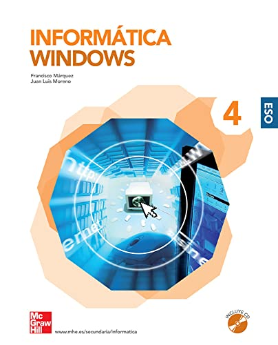 9788448166083: Informática Windows. 2º Ciclo. ESO
