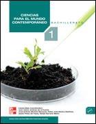 9788448167158: Ciencias para el mundo contemporáneo. Bachillerato