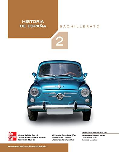 9788448169381: HISTORIA DE ESPA|A. 2 BACHILLERATO - 9788448169381