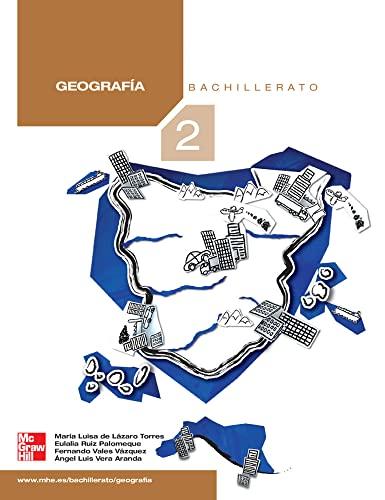 9788448169404: Geografía. 2º. Bachillerato