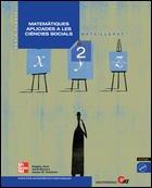 9788448170066: MATEMATIQUES APLICADES A LES CIENCIES SOCIALS. 2N. BATXILLERAT - 9788448170066