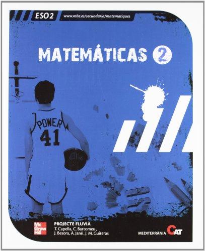 9788448170837: MATEMATICAS. 2 . ESO (CASTELLANO PARA CATALU|A) - 9788448170837