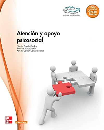 9788448171667: ATENCION Y APOYO PSICOSOCIAL.GRADO MEDIO