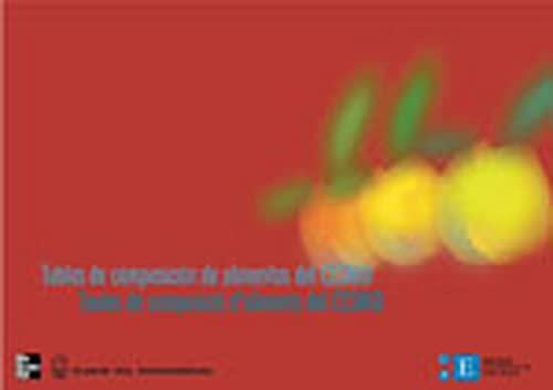 9788448174781: EBOOK-Tablas composicion de alimentos del CESNID