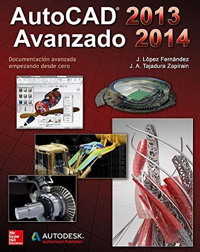 9788448175344: AUTOCAD AVANZADO 2013-2014