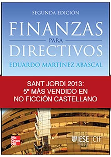 9788448175351: Finanzas para Directivos