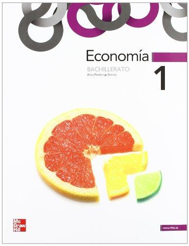 9788448175474: Economía. 1º Bachillerato