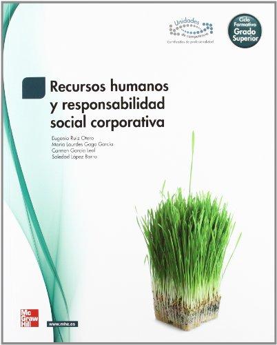 9788448175641: RRHH y responsabilidad social corporativa