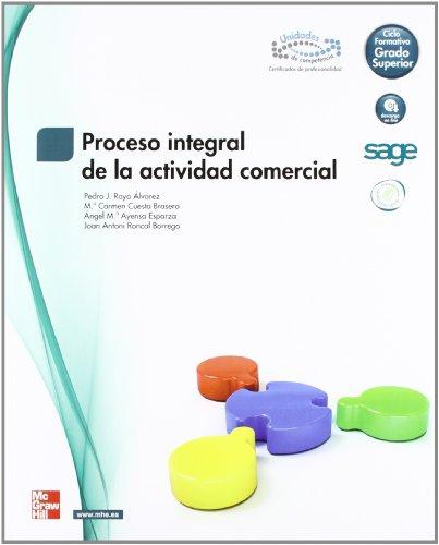 9788448175719: Proceso integral de la actividad comercial.GS
