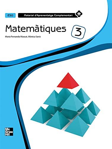 9788448176556: CUTR MATEMATIQUES 3 MATERIAL D'APRENENTATGE COMPLEMENTARI - 9788448176556