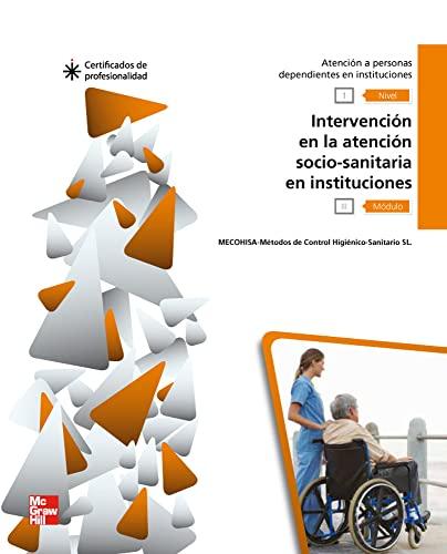 9788448176983: CERT - INTERVENCION EN LA ATENCION SOCIOSANITARIA EN INSTITUCIONES.LIBRO CERTIFICADO