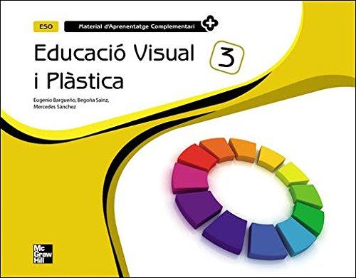 9788448177683: CUTX Educació visual i plástica 3