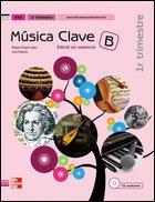 9788448177805: LA-MUSICA CLAVE B.VALENCIA-VALENCIA - 9788448177805