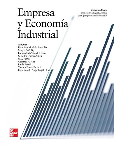 9788448177997: Empresa y Economia Industrial