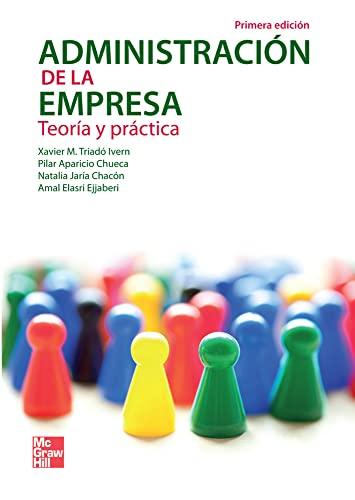 9788448178178: Administracion de la Empresa: Teoria y practica
