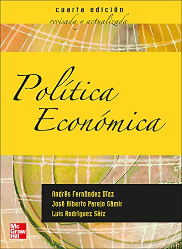 9788448179076: Politica Economica (4ª ed. Rev. y Act.)