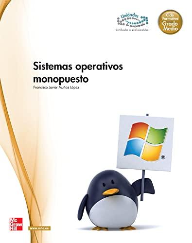 9788448180324: SISTEMAS OPERATIVOS MONOPUESTO