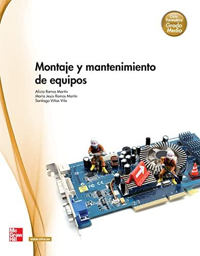 Montaje y mantenimiento de equipos: Alicia Ramos MartÃn