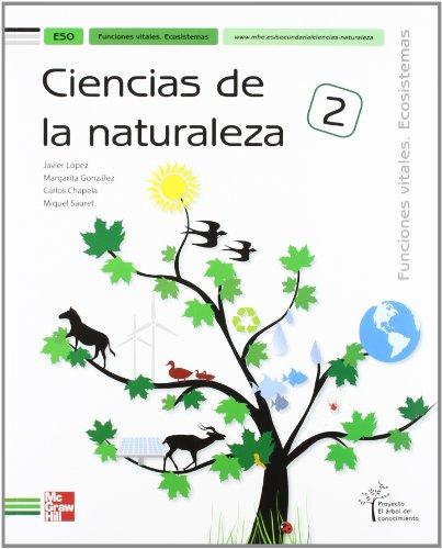 9788448181697: Proyecto El Árbol Del Conocimiento. Ciencias De La Naturaleza. 2º ESO