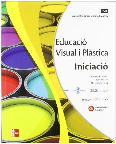 9788448182359: Projecte Fluvià, educació visual i plàstica, ESO, 1 ciclo