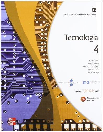 9788448182496: Tecnologia 4 Eso - Ed.12 -