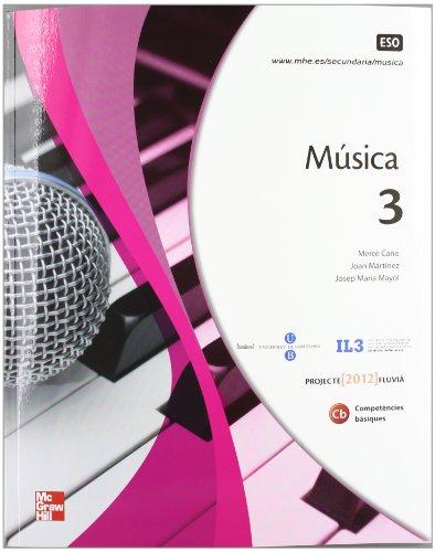 9788448182533: Música, 3 ESO