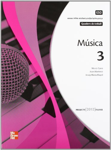 9788448182540: Musica 3 Eso Quadern - Ed.12 -
