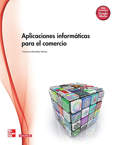 9788448183400: Aplicaciones informaticas para el comercio.GM. LA
