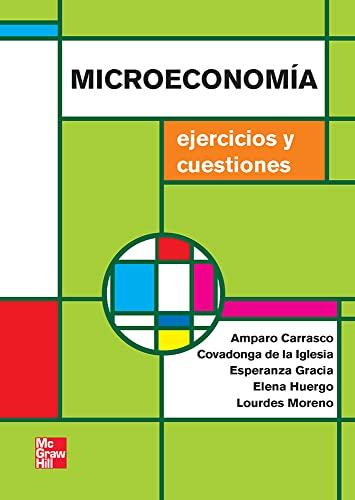 9788448183585: Microeconomía : ejercicios resueltos